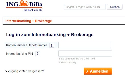 Postbank online brokerage kosten